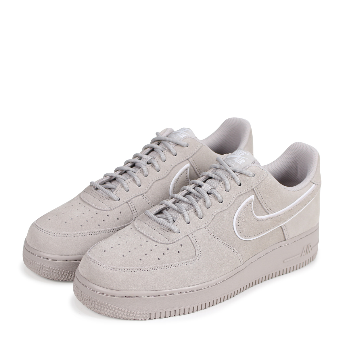 Nike Air Force 1 ´07 LV8 Suede | Gray | Sneakers | AA1117