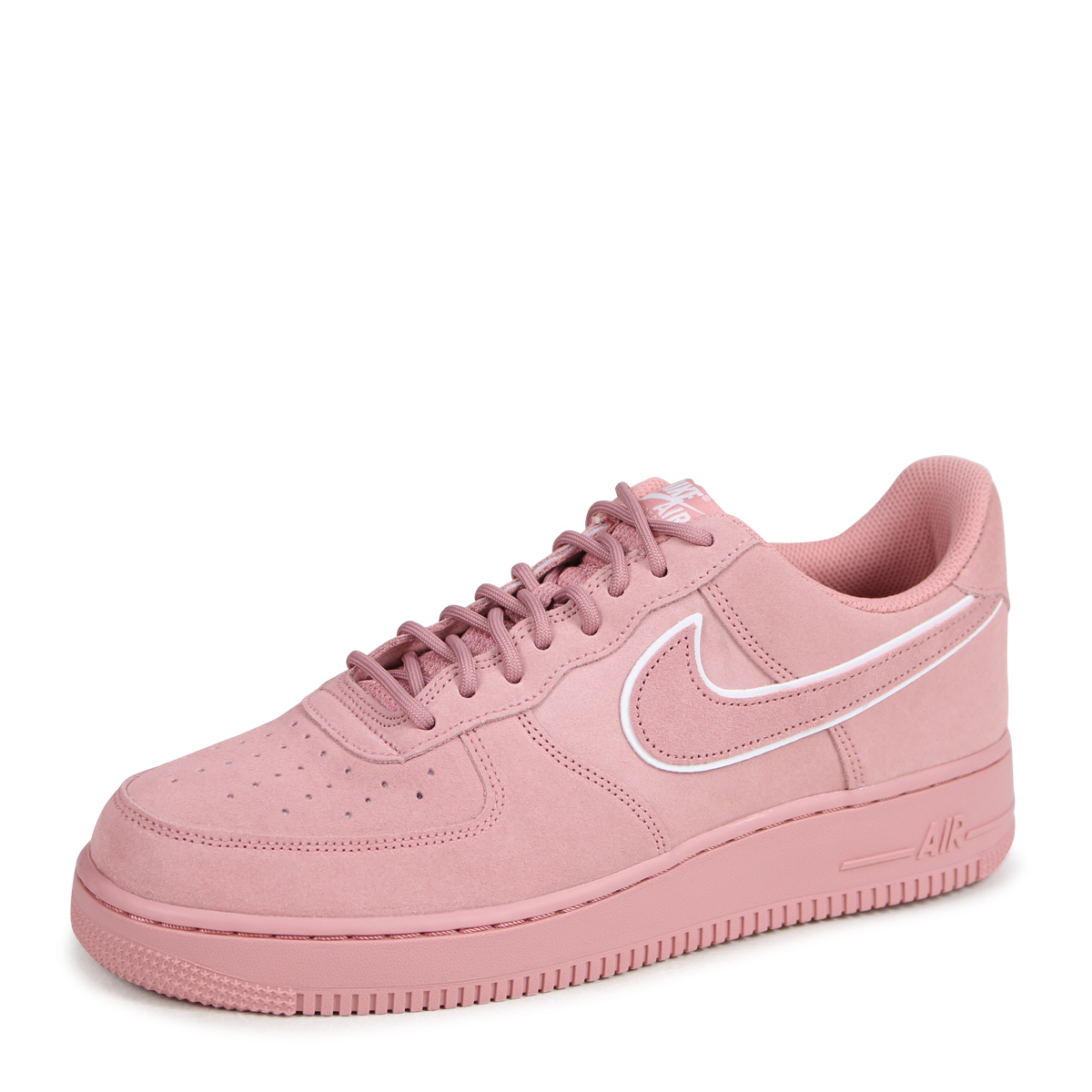 6b52be7c698 NIKE AIR FORCE 1 SUEDE Nike air force 1 07 LV8 sneakers men AA1117-601 pink   load planned Shinnyu load in reservation product 3 30 containing   183