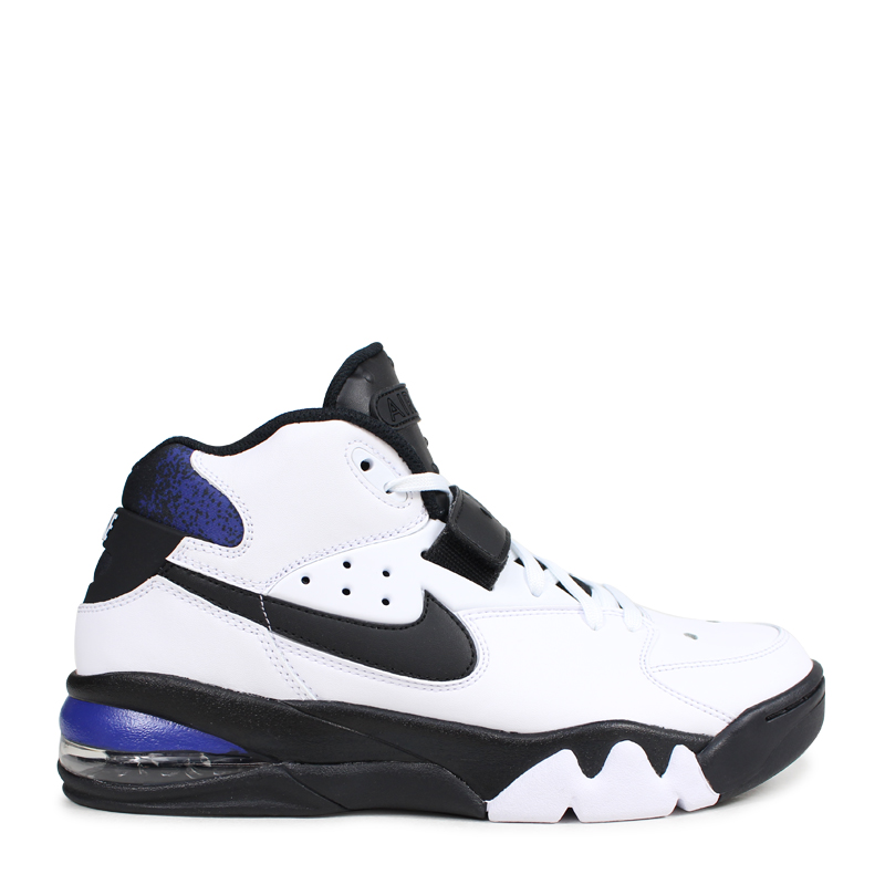 NIKE AIR FORCE MAX 93 CHARLES BARKLEY Nike air force max sneakers AH5534 100 men white