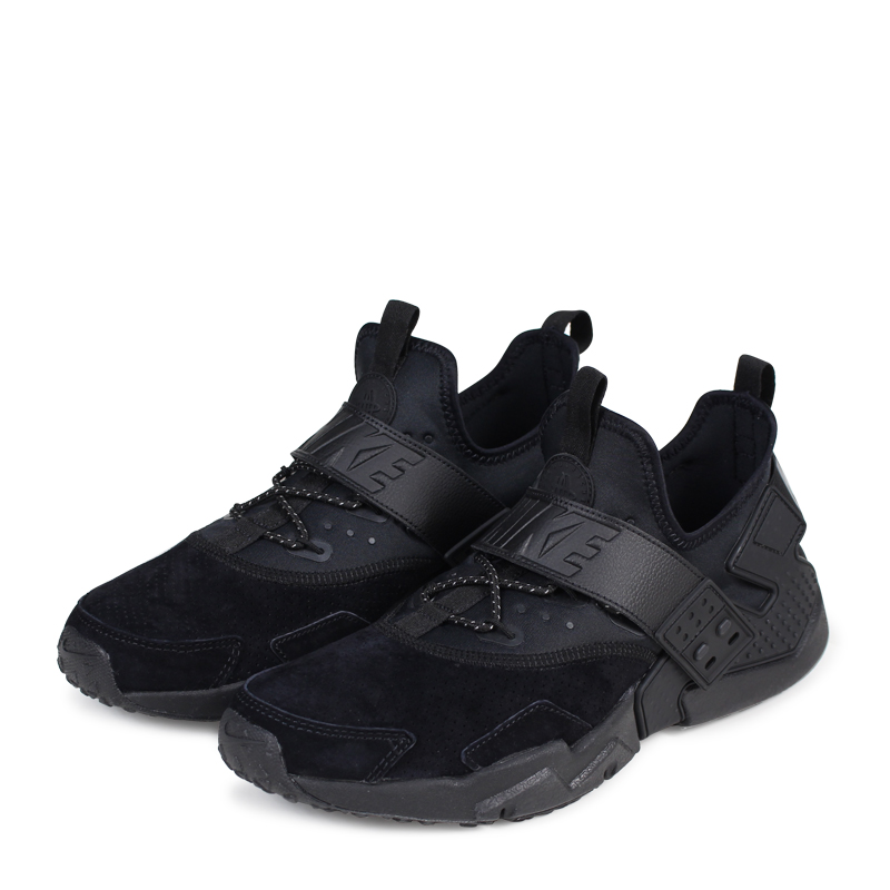 NIKE AIR HUARACHE DRIFT PREMIUM ナイキエアハラチドリフトスニーカー AH7335-001 men black   load planned Shinnyu load in reservation product 1 23 containing  ... 0f9f35a7d