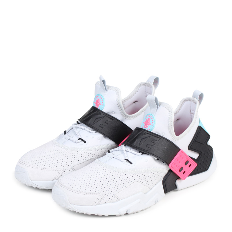 02f1a01b02591 NIKE AIR HUARACHE DRIFT PREMIUM ナイキエアハラチドリフトスニーカー South Beach AH7335-003  men white  load planned Shinnyu load in reservation product 1 23 ...