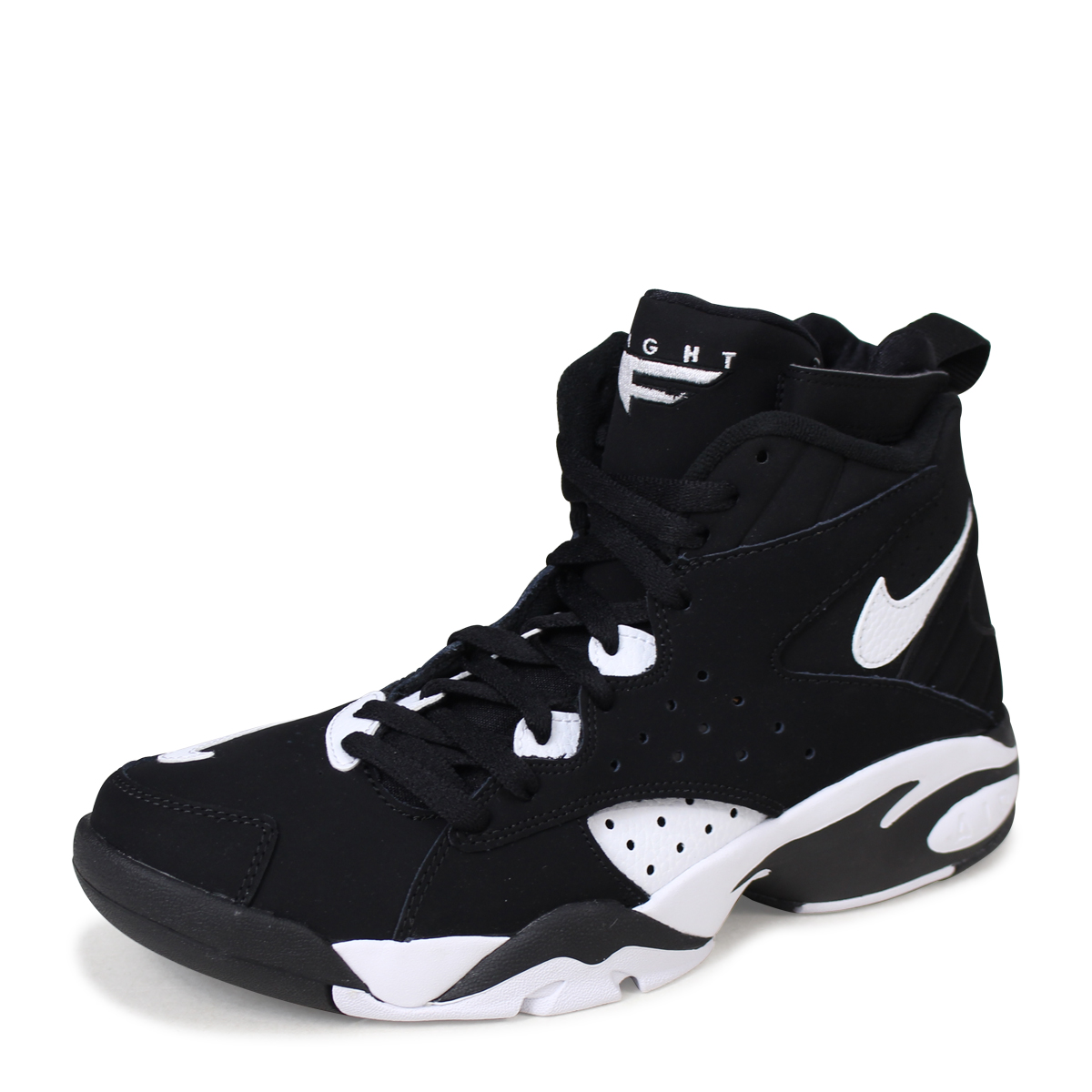 reputable site a4a28 c00d0 NIKE AIR MAESTRO II LTD Nike air maestro 2 sneakers men AH8511-001 black   load planned Shinnyu load in reservation product 5 19 containing   185