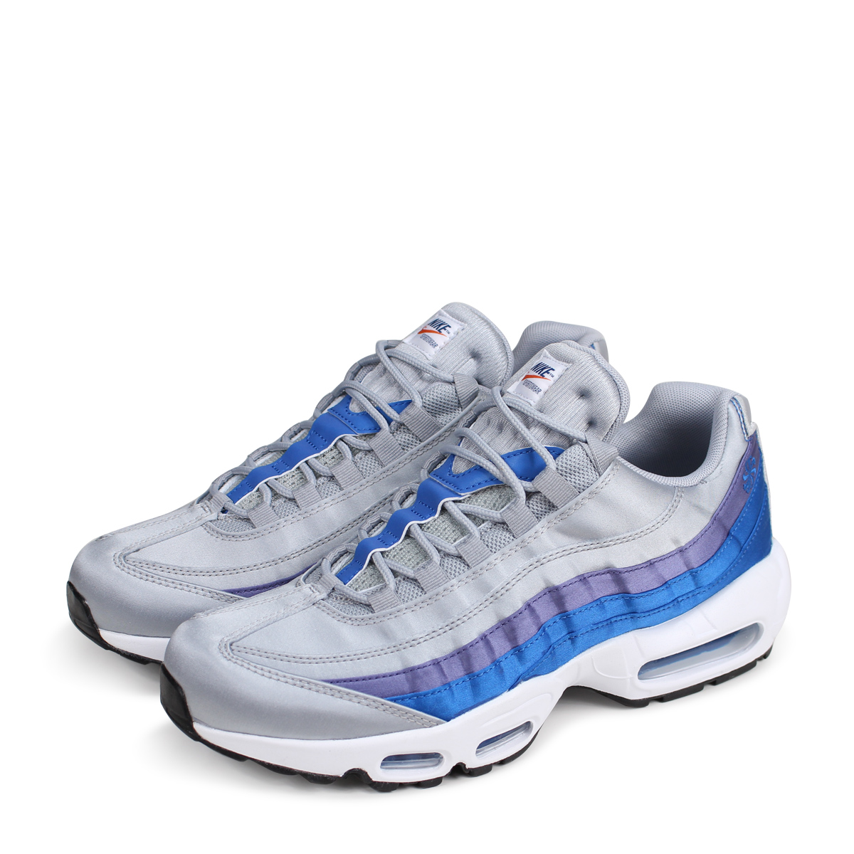 competitive price 4fb07 0f30a NIKE AIR MAX 95 SE Kie Ney AMAX 95 sneakers men AJ2018-001 blue [197]