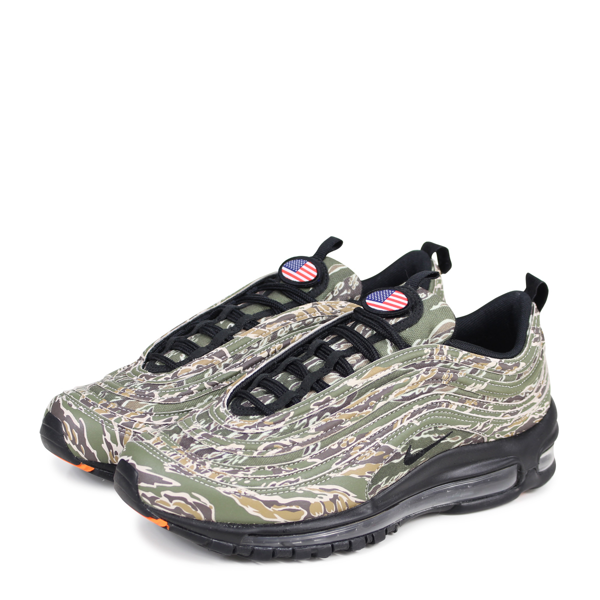 Nike Air Max 97 Germany Country Camo Pack | Alle Release
