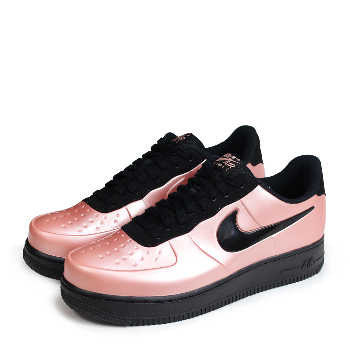 ca837c96279f4 NIKE AIR FORCE 1 FOAMPOSITE PRO CUPSOLE Nike air force 1 フォームポジットスニーカーメンズ  AJ3664-600 pink  load planned Shinnyu load in reservation product ...