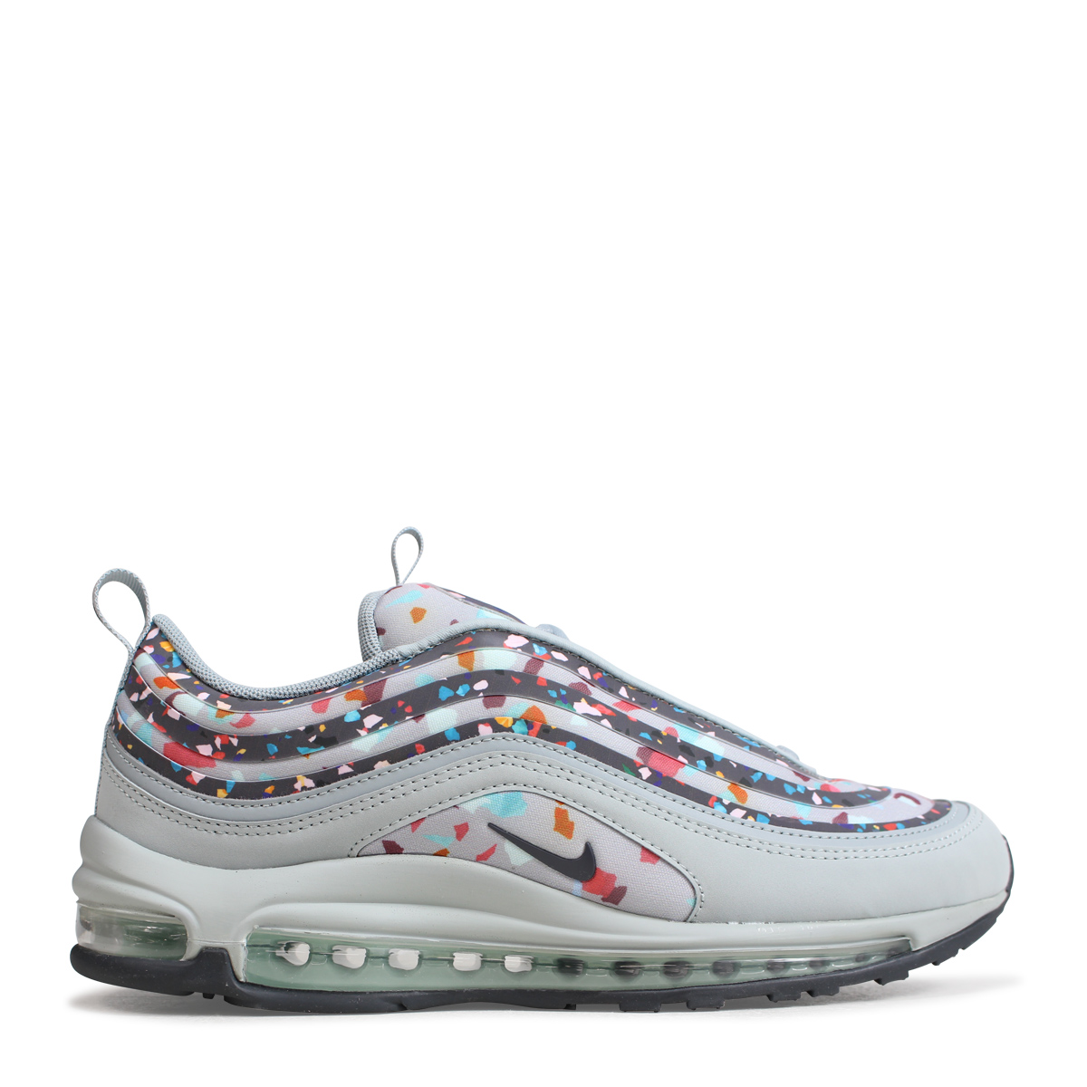 NIKE WMNS AIR MAX 97 ULTRA 17 PREMIUM Kie Ney AMAX 97 ultra Lady's men sneakers AO2325 001 gray [187]