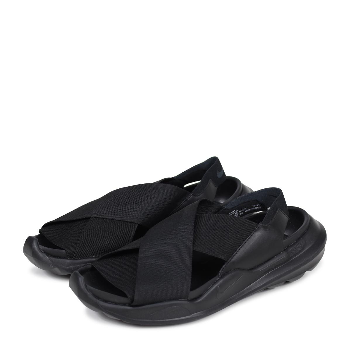 スポーツサンダル ペア買い サンダル 夏フェス レディース サンダル 2018新作 BLACK メンズ WMNS PRAKTISK ナイキ