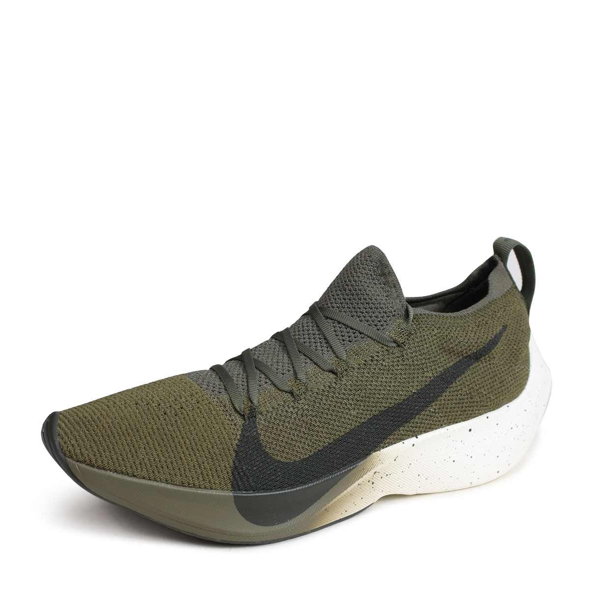 20e7325aca21 NIKE VAPOR STREET FLYKNIT Nike vapor street sneakers men AQ1763-201 olive   load planned Shinnyu load in reservation product 5 31 containing   185