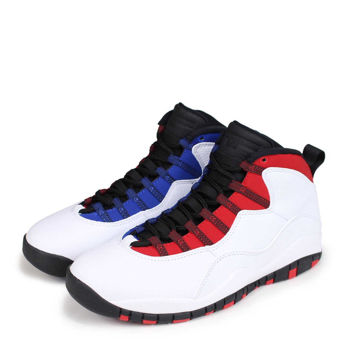 394a4037d2 NIKE AIR JORDAN 10 RETRO RUSSELL WESTBROOK Nike Air Jordan 10 nostalgic  sneakers men 310,805-160 white [load planned Shinnyu load in reservation ...