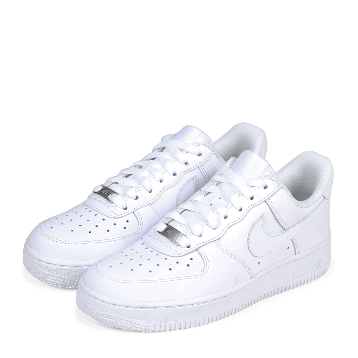 buy online 8fbfa 4e6e5 Nike NIKE air force 1 lady s sneakers WMNS AIR FORCE 1 07 315,115-112 white  ...