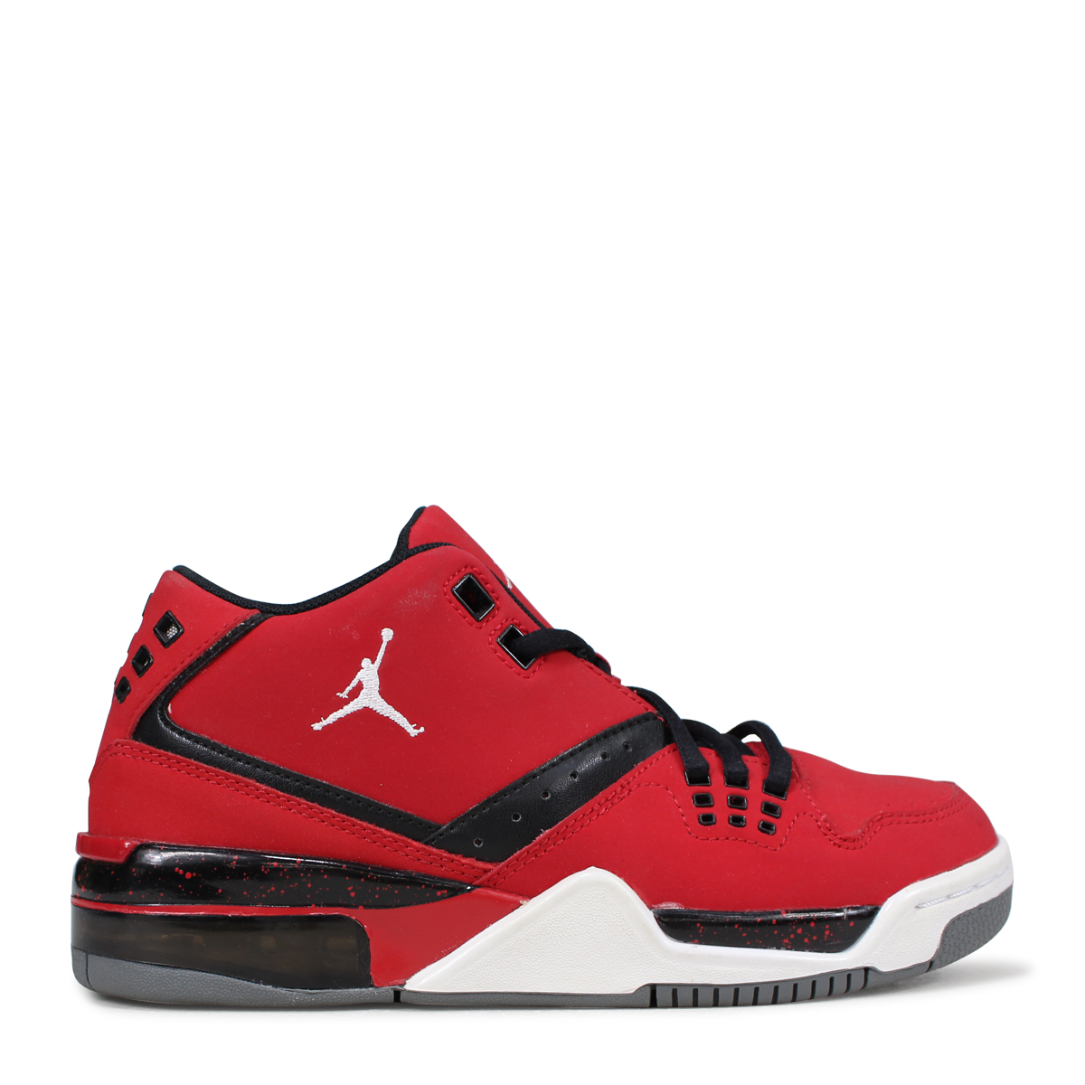 d41e6585250a NIKE AIR JORDAN FLIGHT 23 BG Nike Air Jordan flight Lady s sneakers  317