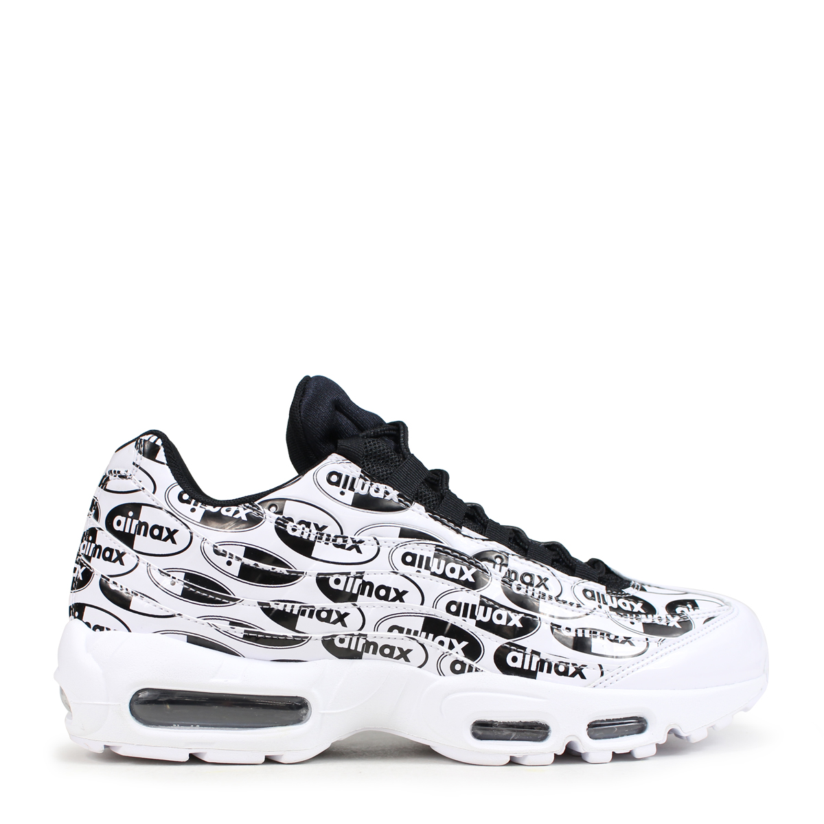 cheap for discount a2a73 e1a7b ... Nike NIKE Air Max 95 sneakers men AIR MAX 95 PREMIUM 538,416-103 white  white ...