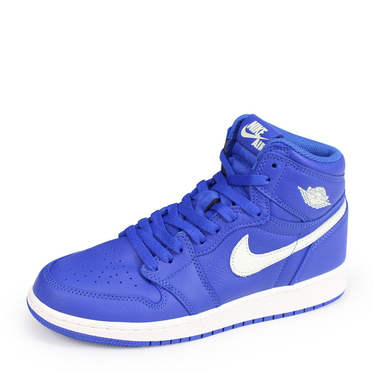 9b23cd918ab ... Nike NIKE Air Jordan 1 nostalgic Haile Dis sneakers AIR JORDAN 1 RETRO  HIGH OG BG ...