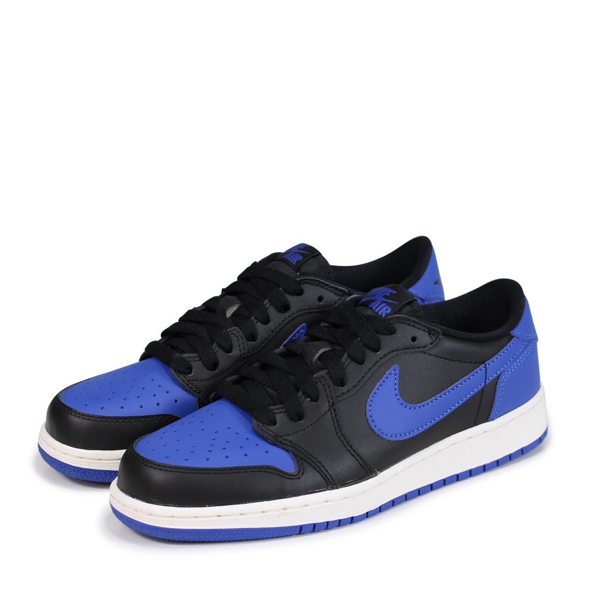 NIKE AIR JORDAN 1 RETRO LOW OG BG Nike Air Jordan 1 nostalgic lady s  sneakers 709 cbe2a8a19