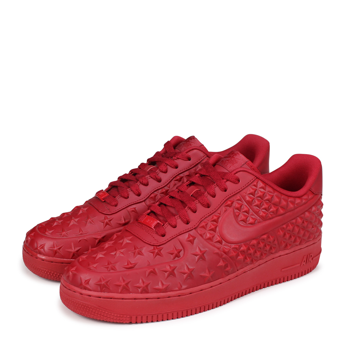 quality design 8e8b9 dfa55 NIKE AIR FORCE 1 LOW 07 LV8 INDEPENDENCE DAY Nike air force 1 sneakers men  789,104-600 red  load planned Shinnyu load in reservation product 6 29 ...