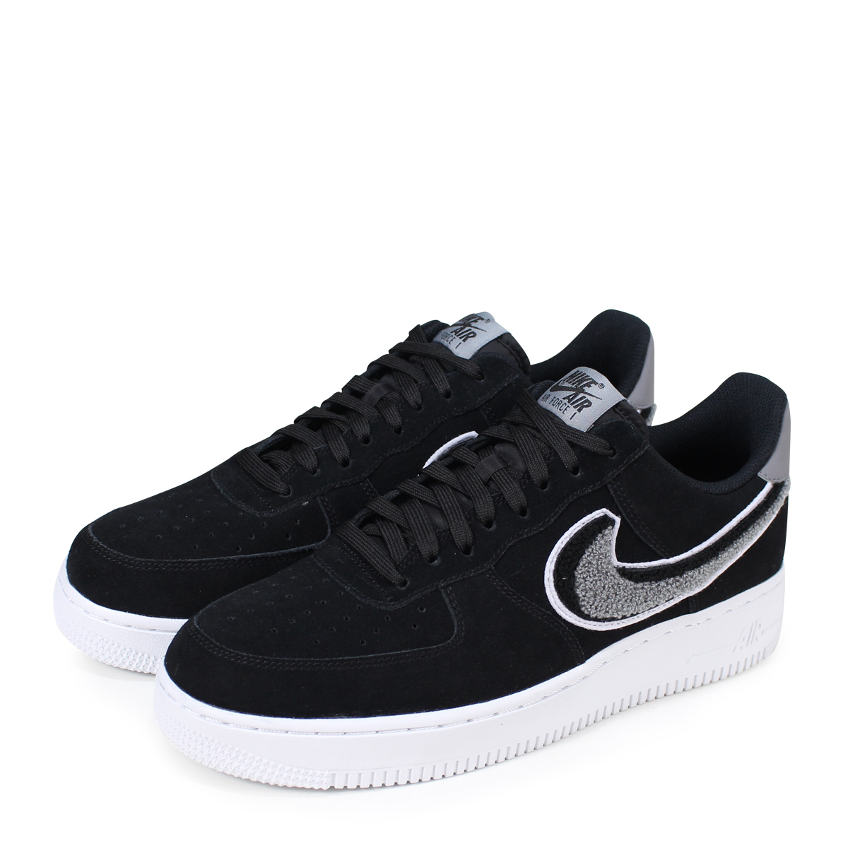 the best attitude 7ce5f 0236f NIKE AIR FORCE 1 07 LV8 Nike air force 1 sneakers men 823,511-014 black   load planned Shinnyu load in reservation product 6 28 containing   186