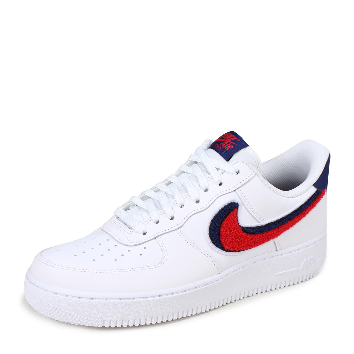 low priced 8ec76 5a697 NIKE AIR FORCE 1 07 LV8 Nike air force 1 sneakers men 823,511-106 white   load planned Shinnyu load in reservation product 6 28 containing   186
