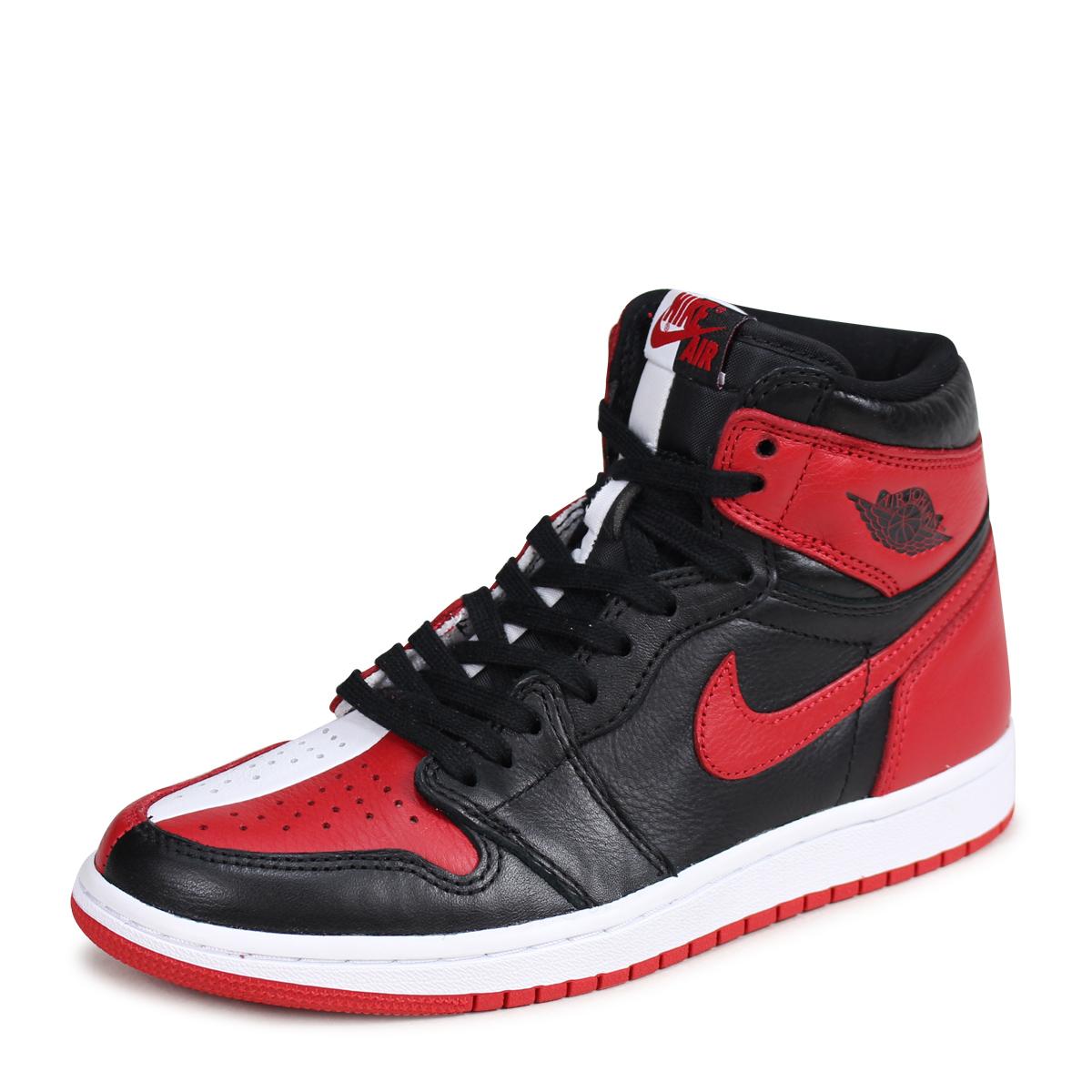 f3039885061f NIKE AIR JORDAN 1 RETRO HIGH OG HOMAGE TO HOME Nike Air Jordan 1 nostalgic  Haile Dis sneakers 861