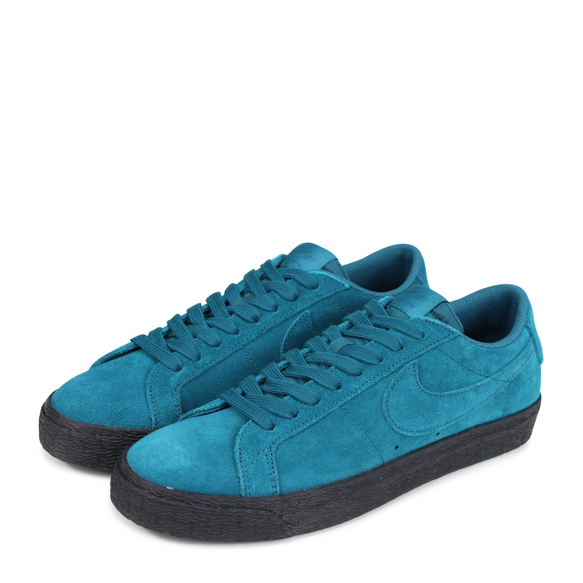 nouveau produit 94181 b9978 NIKE SB ZOOM BLAZER LOW Nike blazer low sneakers men 864,347-300 green  [load planned Shinnyu load in reservation product 8/3 containing] [187]