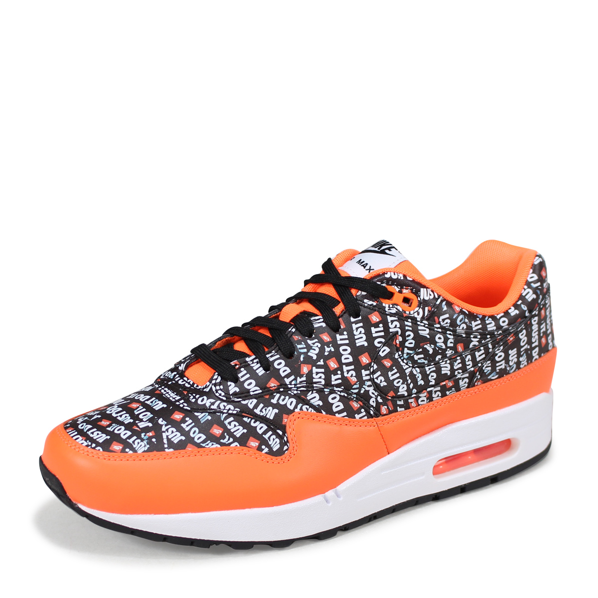 separation shoes 0d2b3 7f4ee ALLSPORTS  Nike NIKE Air Max 1 premium sneakers men AIR MAX 1 PREMIUM  875,844-008 orange  the 4 3 additional arrival   193    Rakuten Global  Market