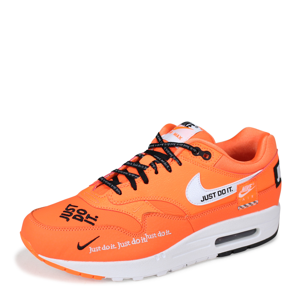 Nike Air Max 1 LX in orange 917691 800 | everysize