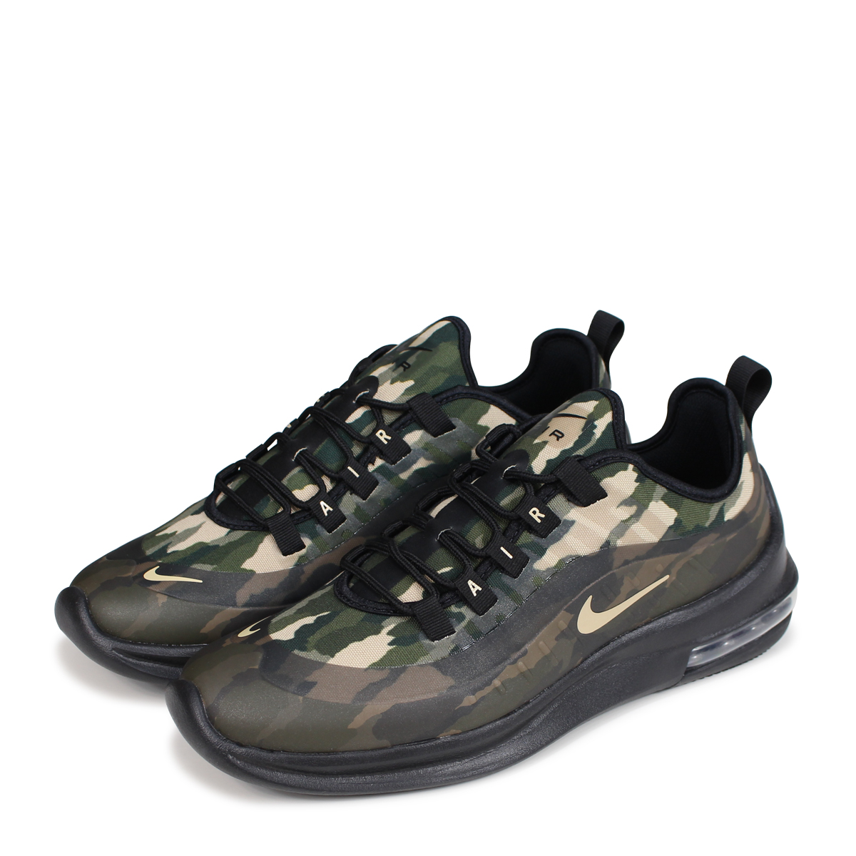 NIKE AIR MAX AXIS PREMIUM Kie Ney AMAX axis sneakers men AA2148 002 duck