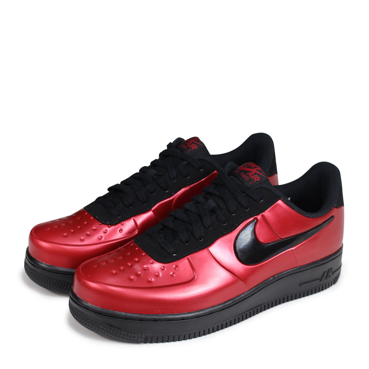 new style 47b2b e2783 NIKE AIR FORCE 1 FOAMPOSITE PRO CUP AF1 Nike air force 1 sneakers men  AJ3664-601 red [load planned Shinnyu load in reservation product 7/19 ...