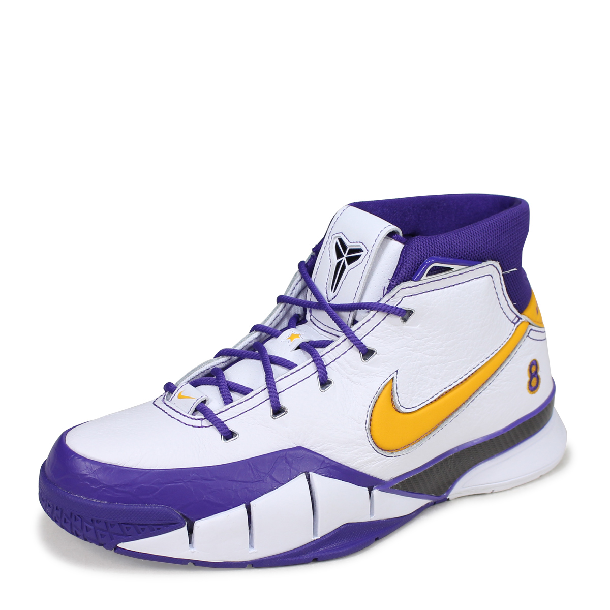 purchase cheap 79381 3ef3a ... switzerland nike zoom kobe 1 protro final seconds nike corby 1 sneakers  men aq2728 101 white