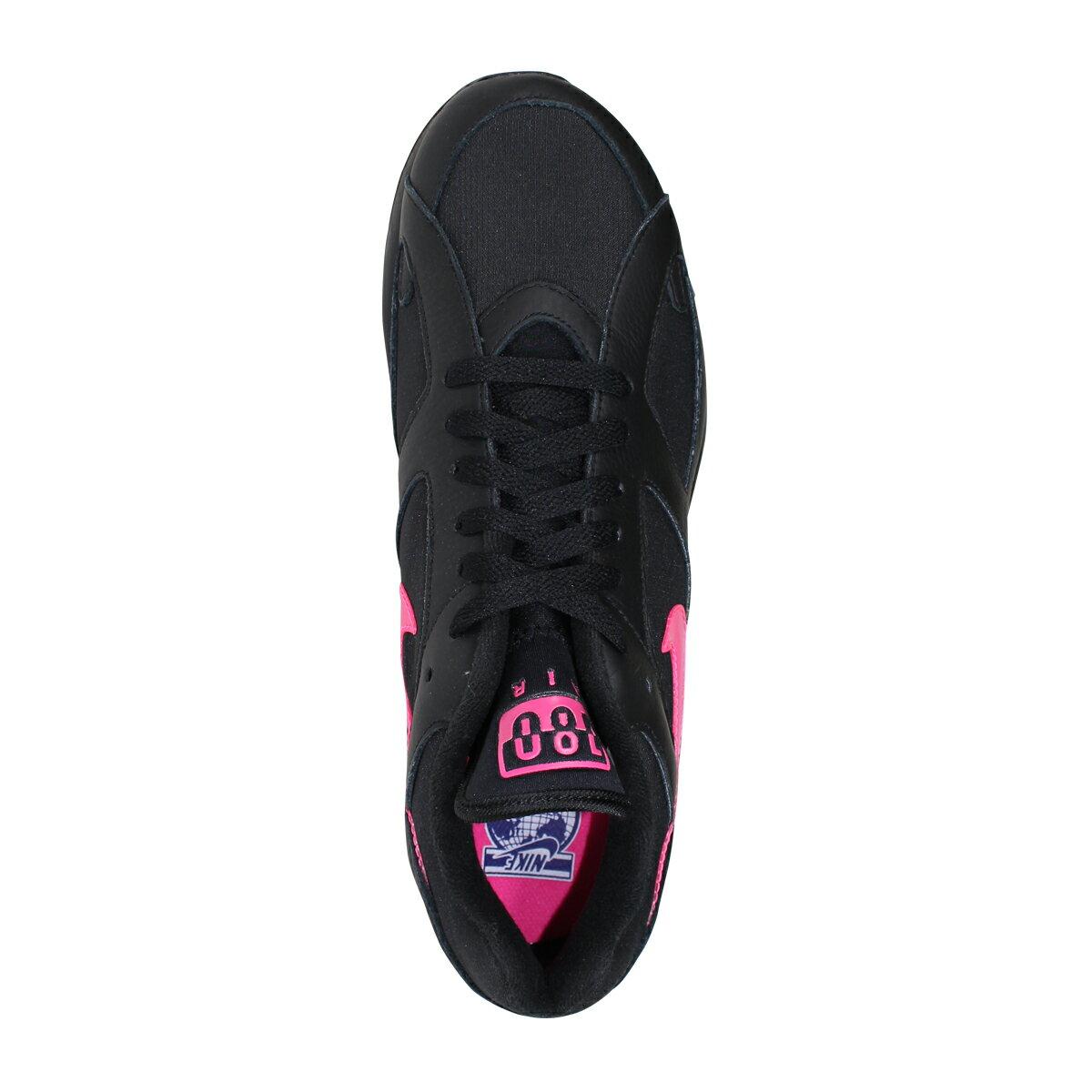 los angeles 96ae6 5b7a9 NIKE AIR MAX 180 Kie Ney AMAX 180 sneakers men AQ9974-001 black  8 1  Shinnyu load   187