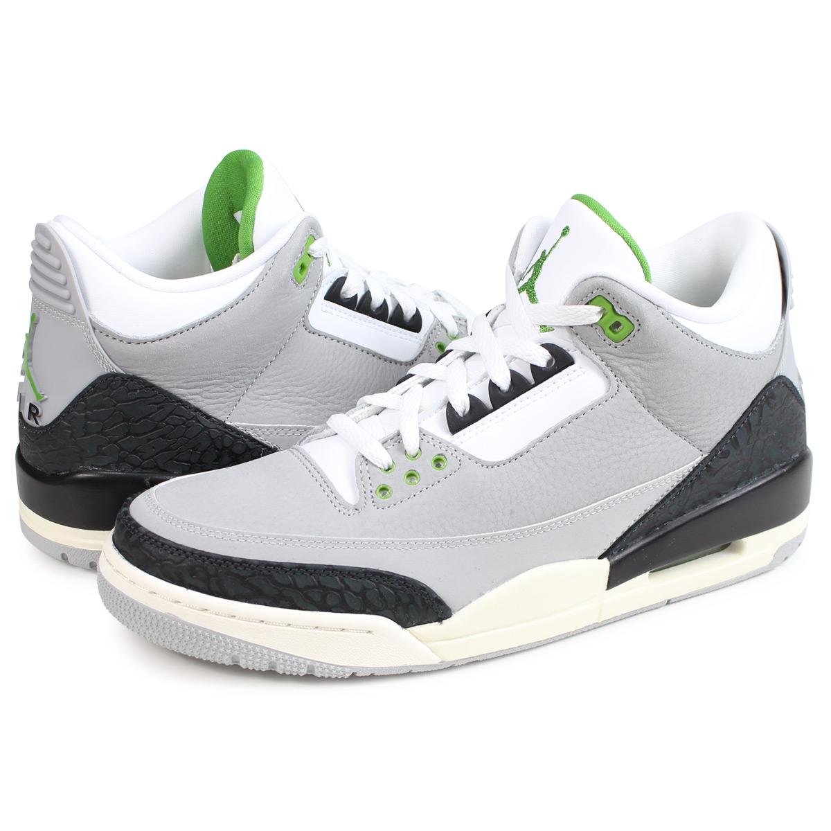 754391ffdec6fc ALLSPORTS  Nike NIKE Air Jordan 3 nostalgic sneakers men AIR JORDAN ...
