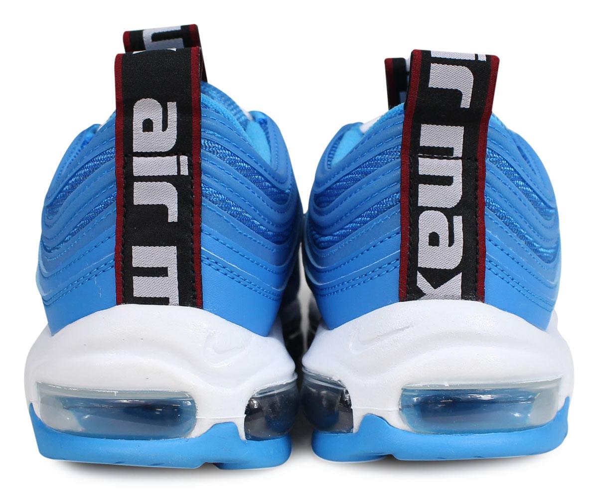 ALLSPORTS  Nike NIKE Air Max 97 sneakers men AIR MAX 97 PREMIUM blue ... 2b8f8004e