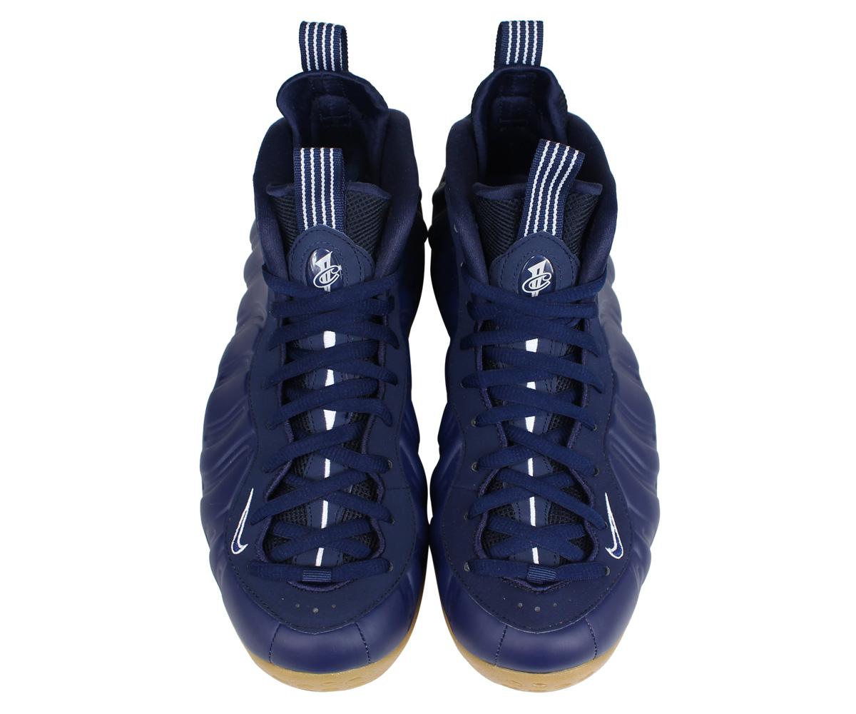 0716c6dca79 Nike NIKE エアフォームポジットワンスニーカーメンズ AIR FOAMPOSITE ONE navy 806