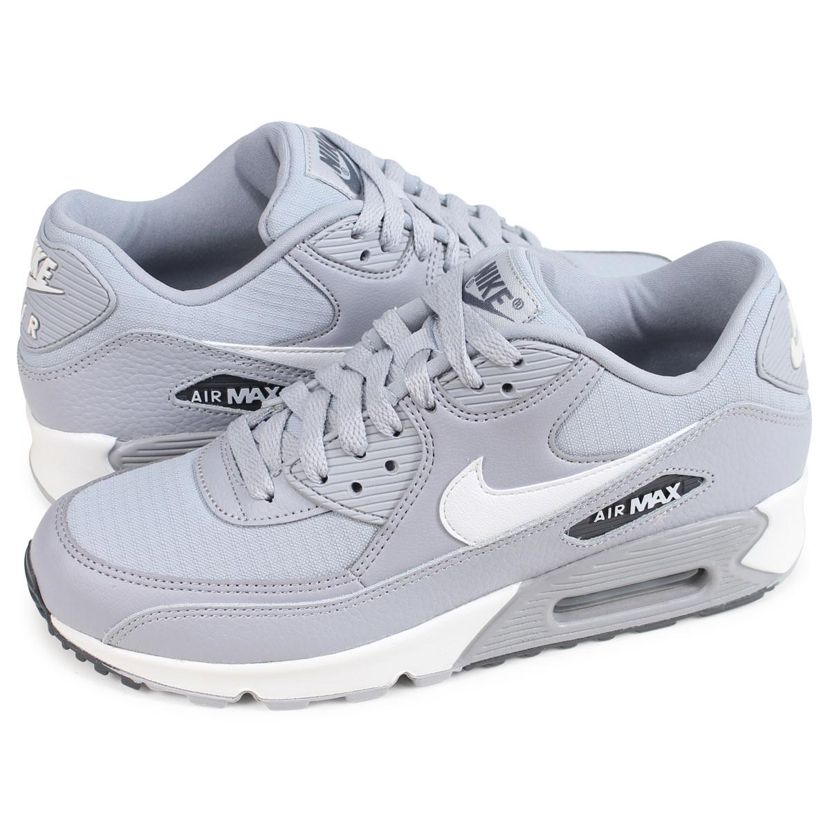 f8af42b1cd654 Nike NIKE Air Max 90 sneakers Lady's men WMNS AIR MAX 90 gray 325,213-062  ...