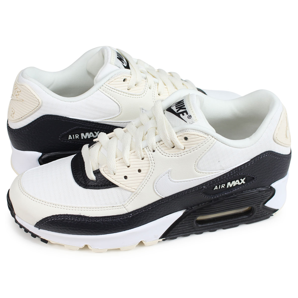 mieux aimé 4a3c2 281c9 Nike NIKE Air Max 90 sneakers Lady's men WMNS AIR MAX 90 ivory 325,213-138  [9/6 reentry load] [198]