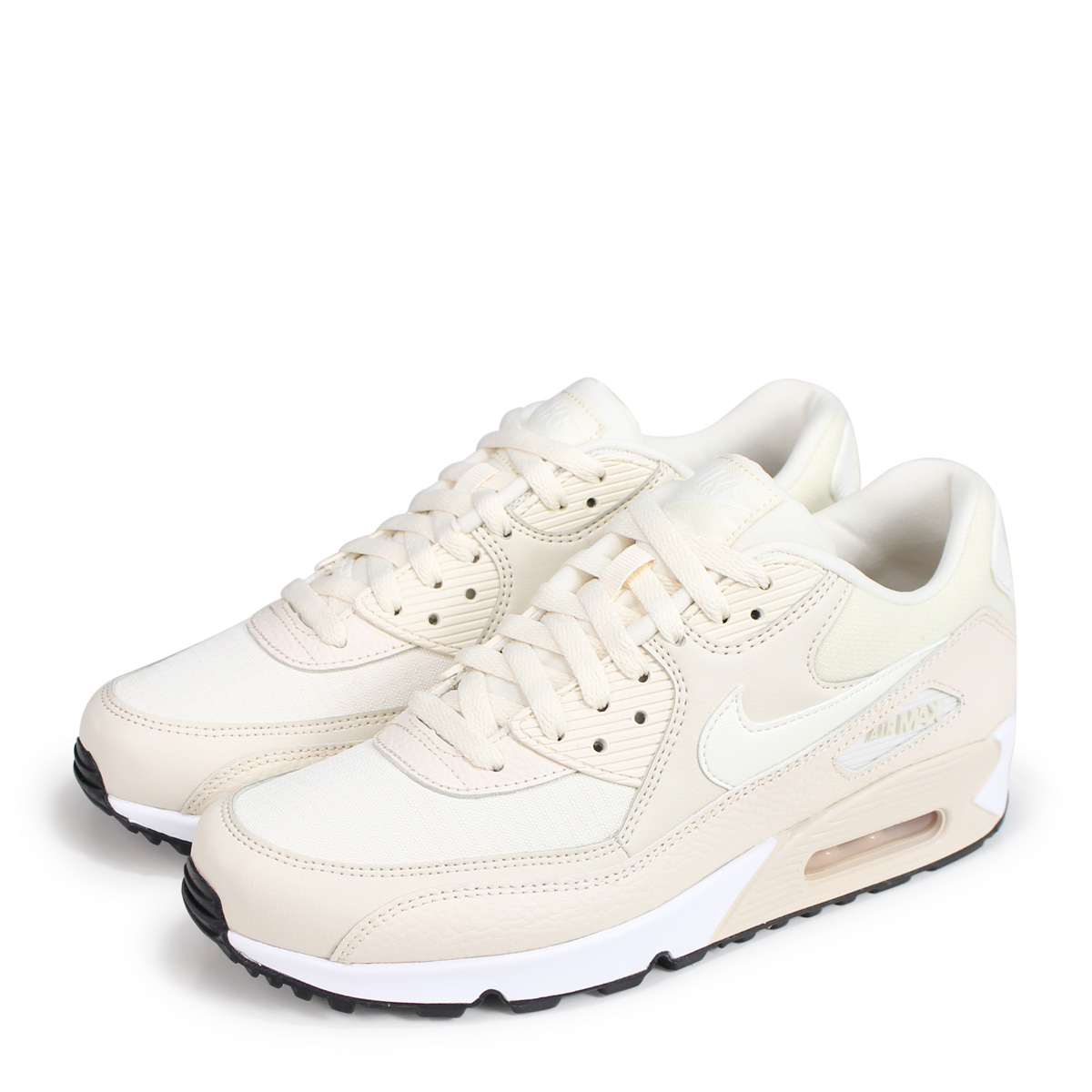 more photos 3b0cd 01fd8 NIKE WMNS AIR MAX 90 Kie Ney AMAX 90 lady s men s sneakers 325,213-213  beige  load planned Shinnyu load in reservation product 10 15 containing    1810