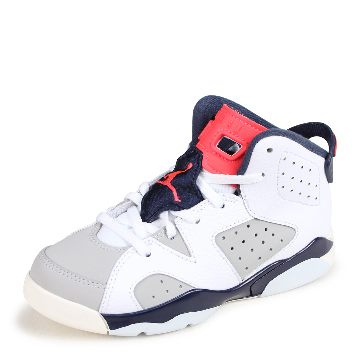 separation shoes 6b017 9a399 NIKE AIR JORDAN 6 RETRO PS TINKER Nike Air Jordan 6 nostalgic kids sneakers  384,666-104 white  load planned Shinnyu load in reservation product 10 22  ...