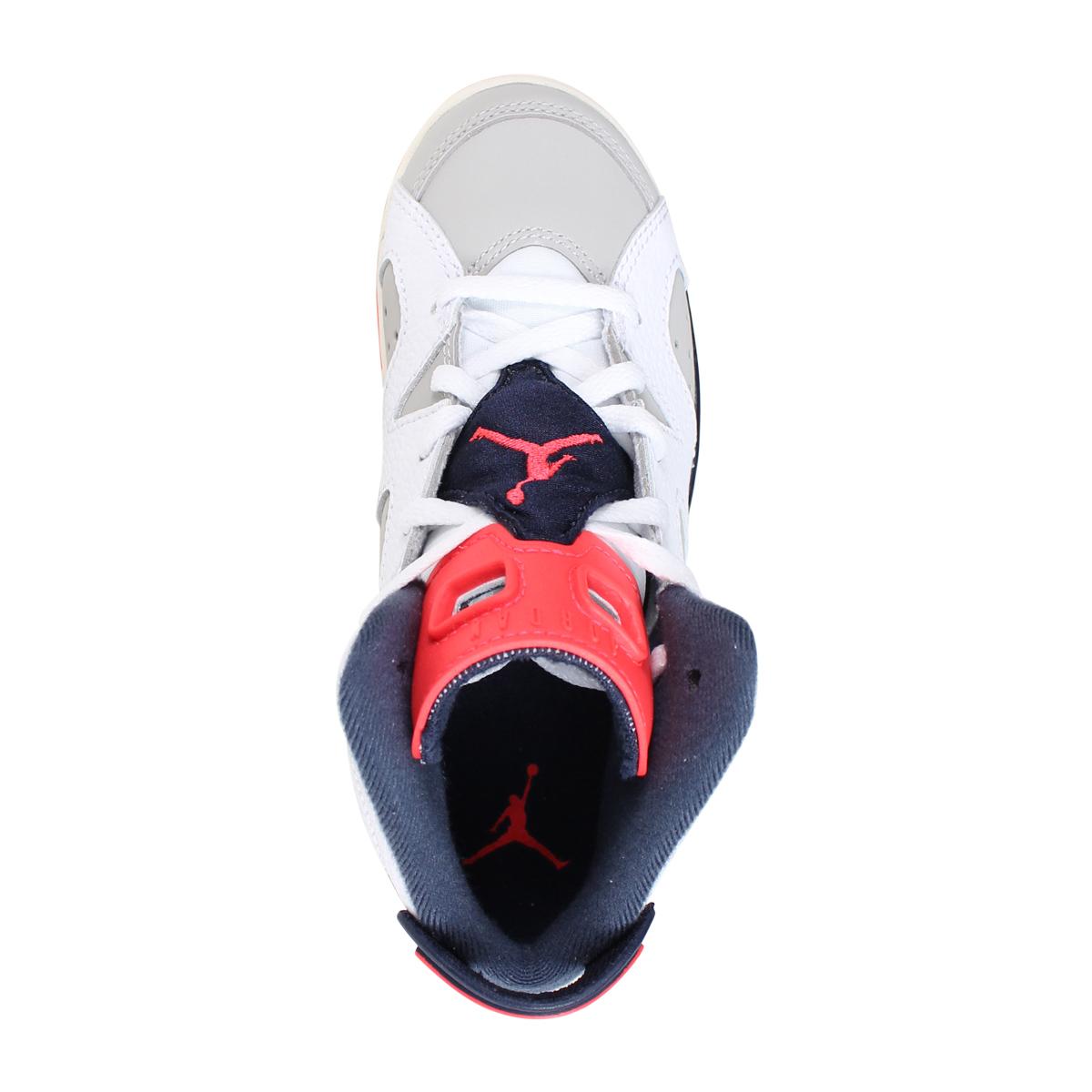 7ff79516bd40fb ... NIKE AIR JORDAN 6 RETRO PS TINKER Nike Air Jordan 6 nostalgic kids  sneakers 384,666- ...