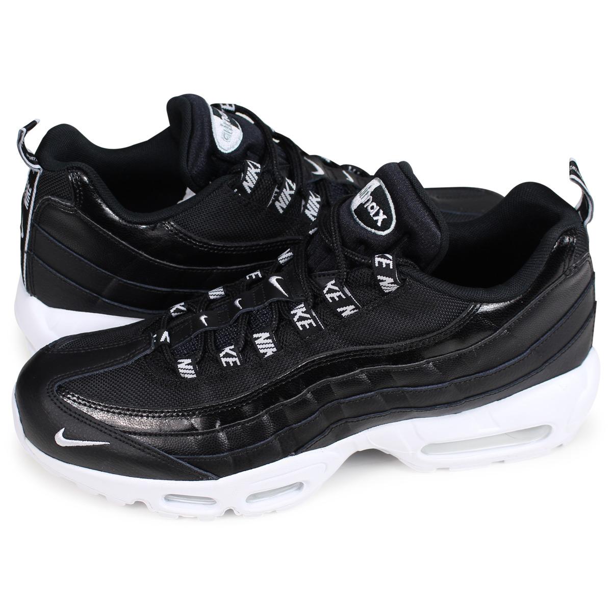 Nike NIKE Air Max 95 sneakers men AIR MAX 95 PREMIUM black black 538,416 020