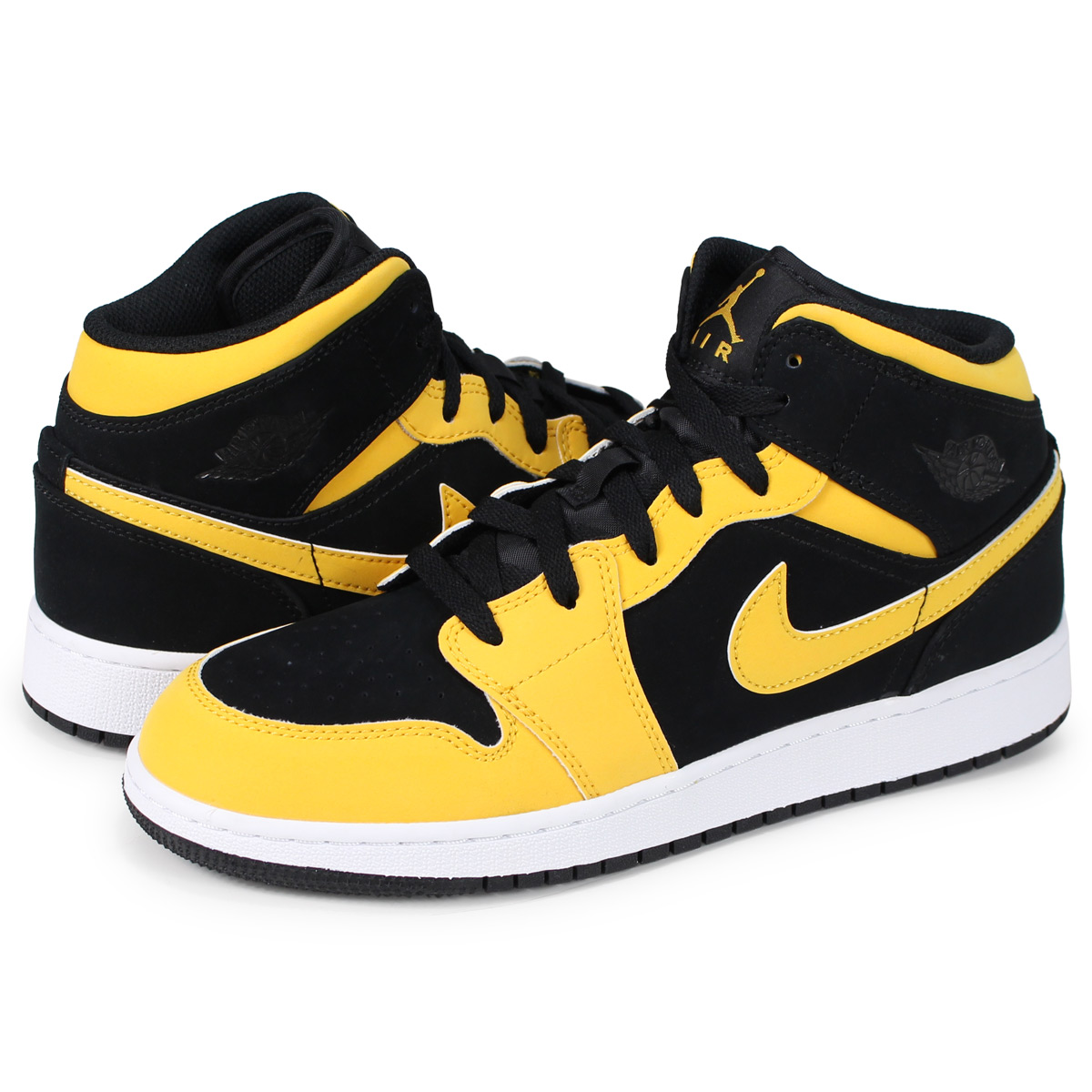 sports shoes 8bcde 70b5f Nike NIKE Air Jordan 1 Lady's sneakers AIR JORDAN 1 MID GS REVERSIBLE NEW  LOVE black 554,725-071 [load planned Shinnyu load in reservation product ...