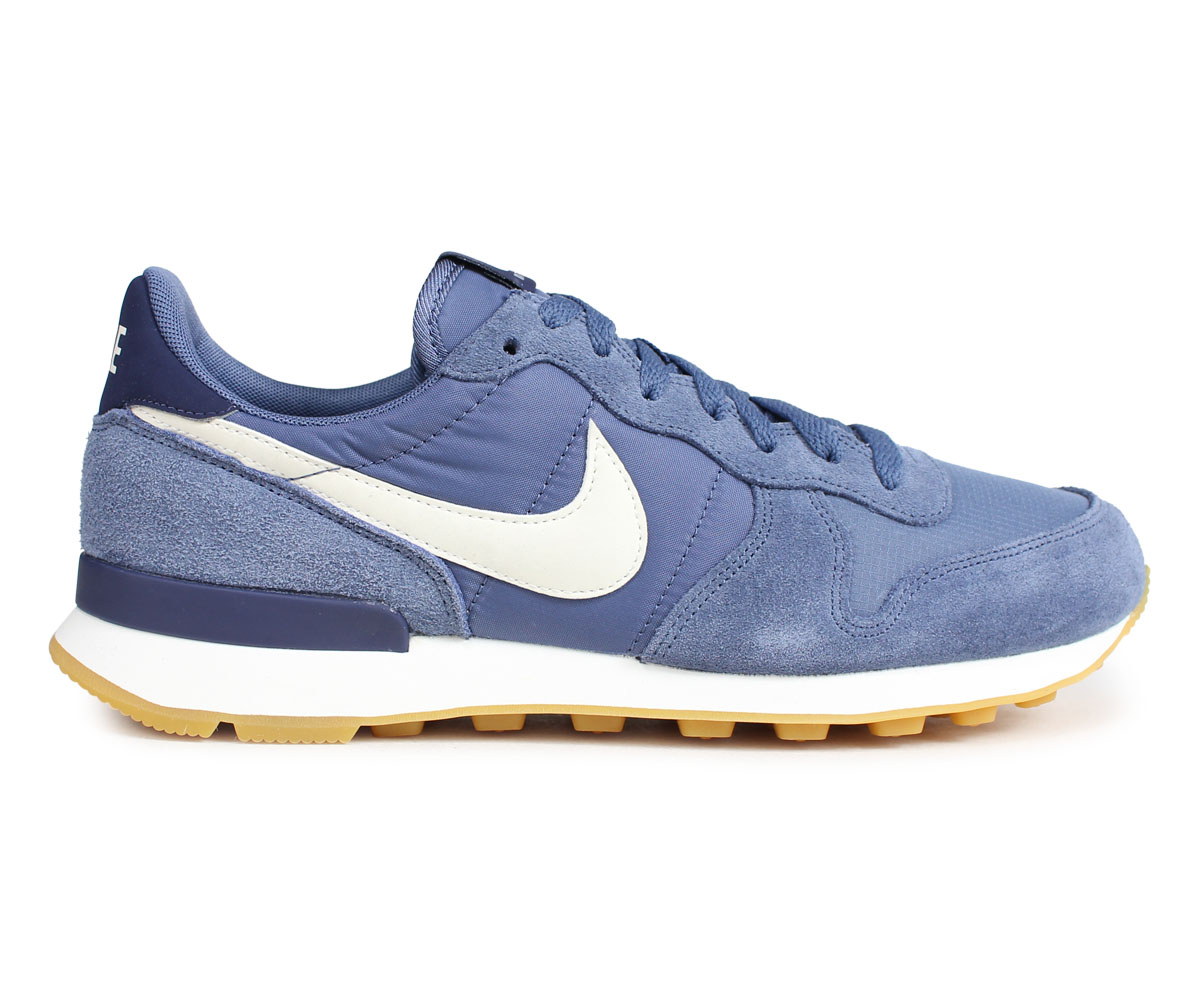 official photos 60fa3 93217 Nike NIKE internationalist sneakers men WMNS INTERNATIONALIST blue  828,407-412  load planned Shinnyu load in reservation product 2 15  containing   192