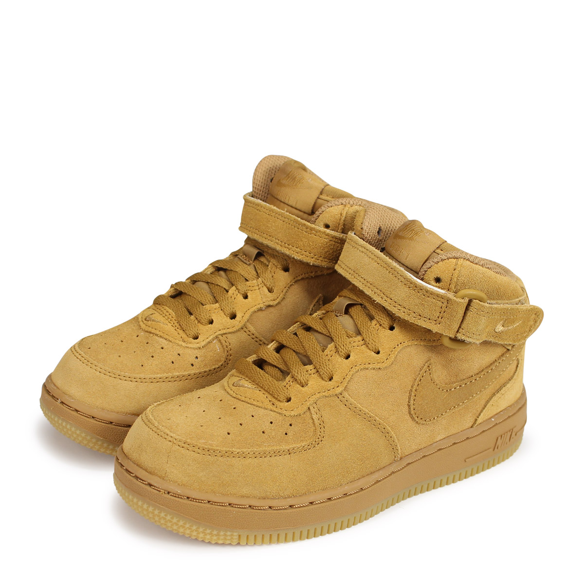 c6ccb51893 NIKE AIR FORCE 1 MID LV8 PS Nike air force 1 kids sneakers 859,337-701 ...