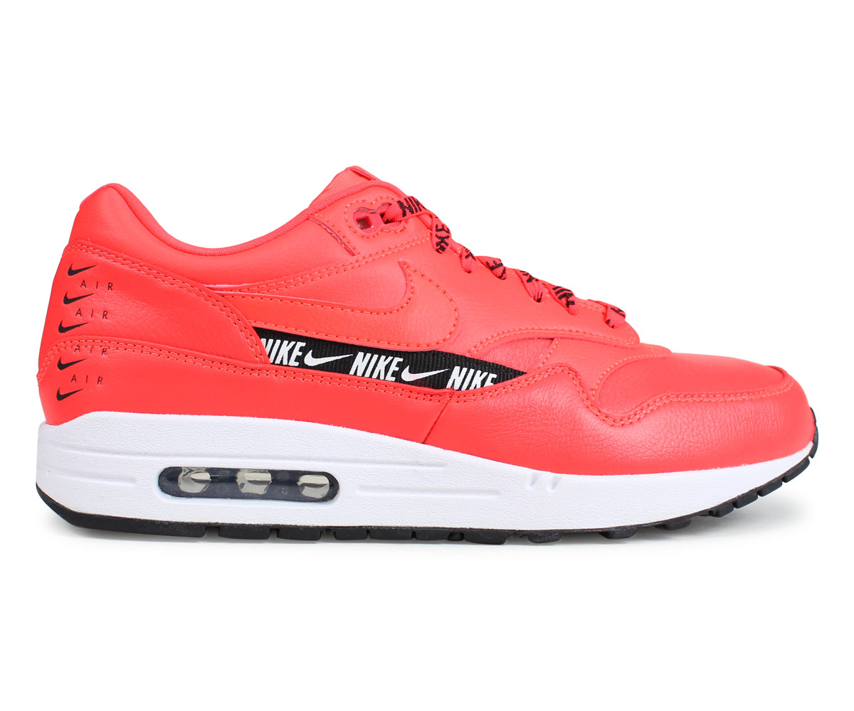 1e1e1966cd44 ALLSPORTS  Nike NIKE Air Max 1 sneakers men WMNS AIR MAX 1 SE red ...