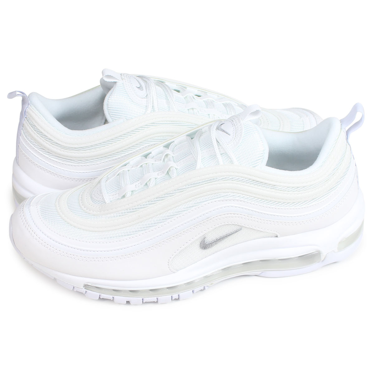 09f7b4e3d2 Nike NIKE Air Max 97 sneakers men AIR MAX 97 OG white 921,826-101 ...