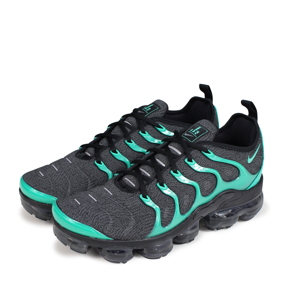 online store 6ef1a 68431 Nike NIKE air vapor max plus sneakers men AIR VAPORMAX PLUS 924,453-013  black [189]