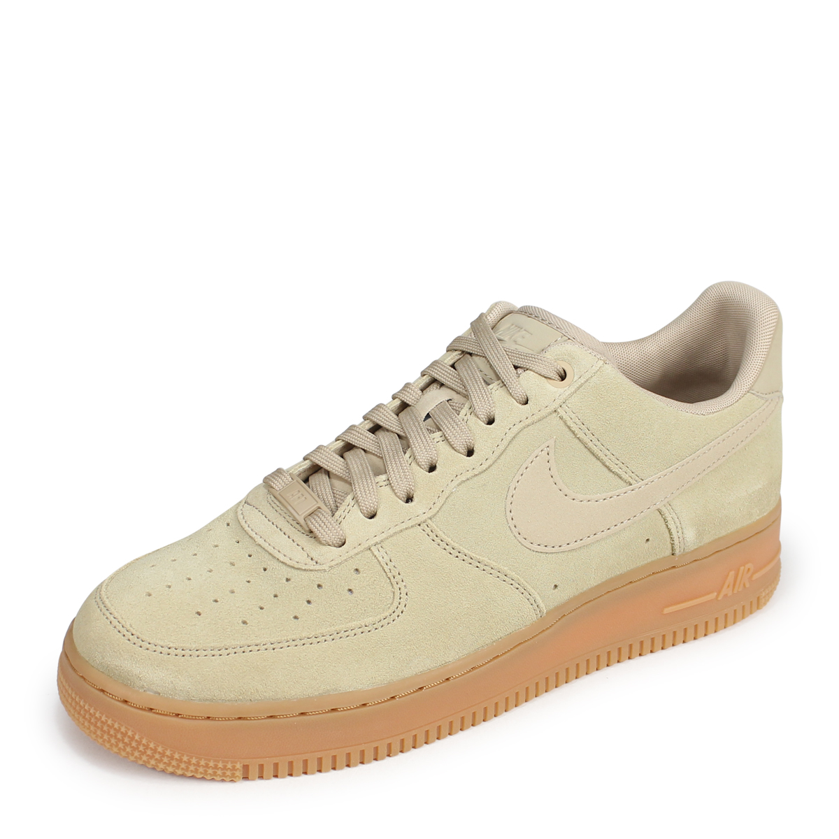 new product 0fc32 7626a NIKE AIR FORCE 1 07 LV8 SUEDE Nike air force 1 sneakers men AA1117-200  beige  load planned Shinnyu load in reservation product 9 25 containing    189