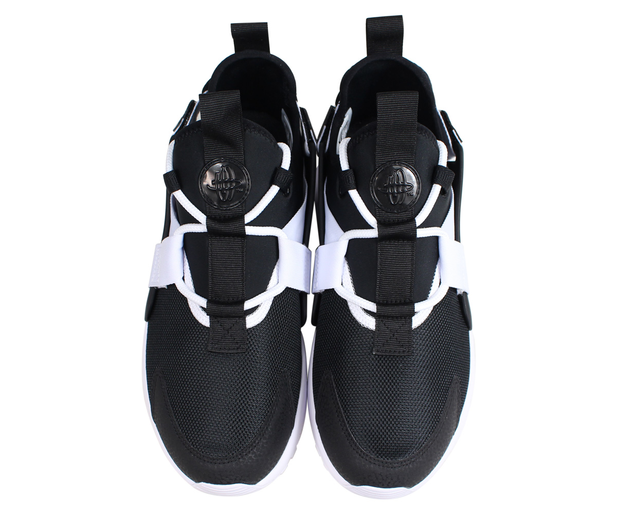 hot sale online d3446 3bf34 Nike NIKE エアハラチシティスニーカーレディースメンズ WMNS AIR HUARACHE CITY LOW black AH6804-002   4 19 reentry load   194