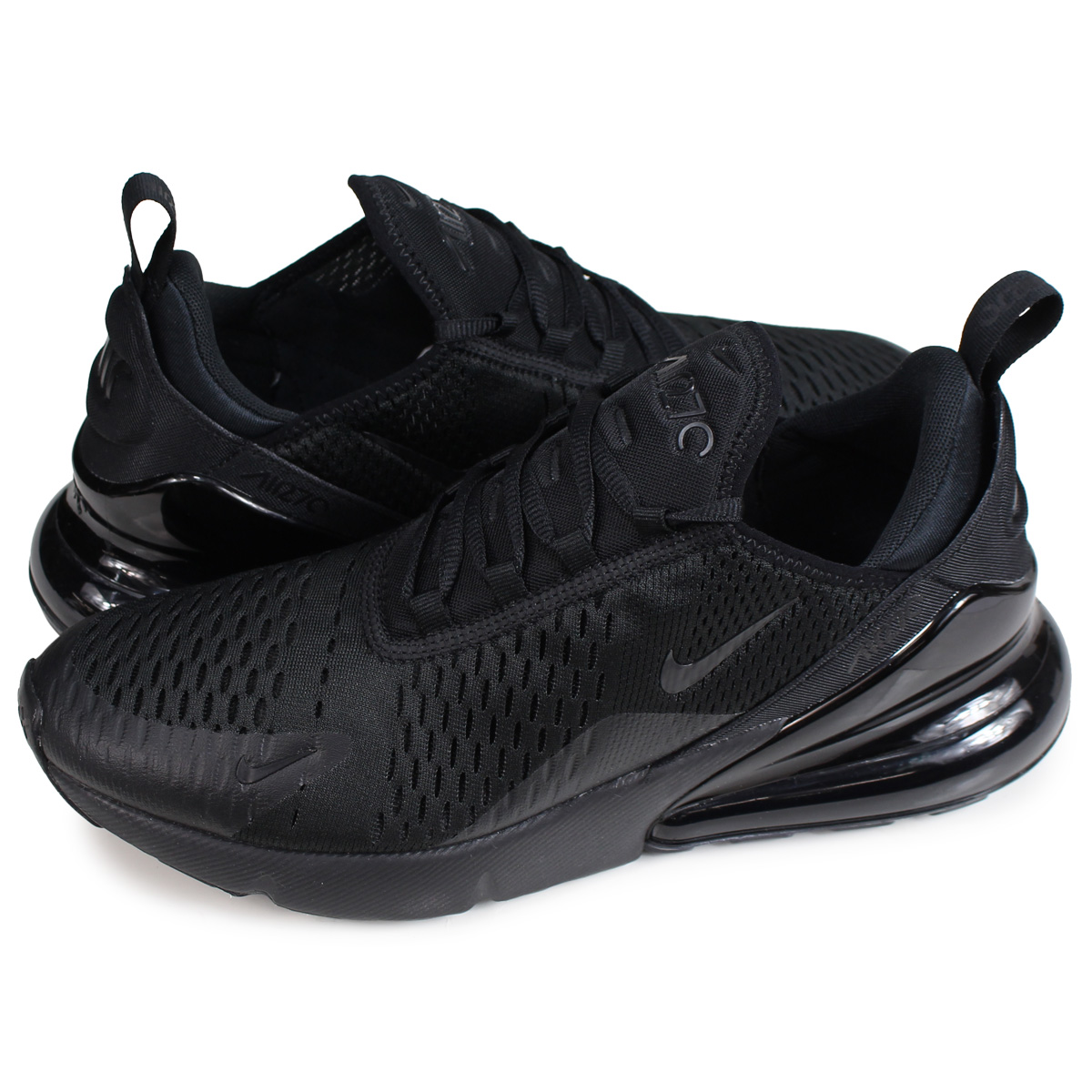 f83c276988e9 Nike NIKE Air Max 270 sneakers men AIR MAX 270 black AH8050-005  load  planned Shinnyu load in reservation product 2 13 containing   192