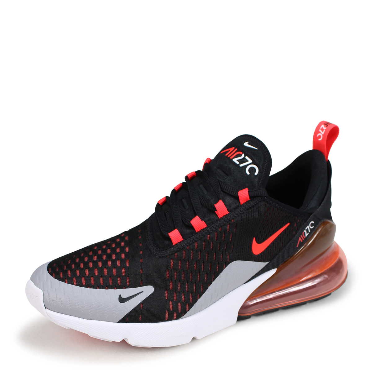 NIKE AIR MAX 270 Kie Ney AMAX 270 sneakers men AH8050-015 black  load  planned Shinnyu load in reservation product 10 3 containing   189  2a50b46152