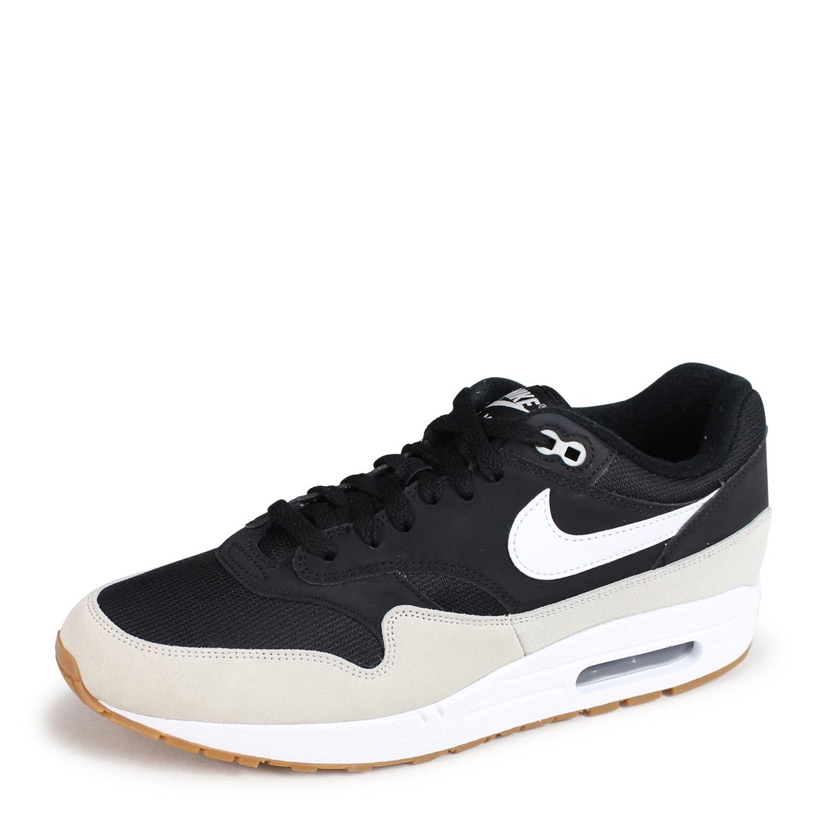 sale retailer 769dc 60344 NIKE AIR MAX 1 Kie Ney AMAX 1 sneakers men AH8145-009 black  10 22 Shinnyu  load   1810