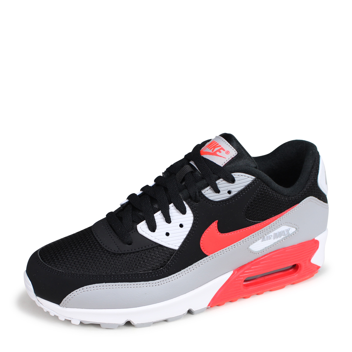 NIKE AIR MAX 90 ESSENTIAL Kie Ney AMAX 90 essential sneakers men AJ1285 012 gray [load planned Shinnyu load in reservation product 1015 containing]